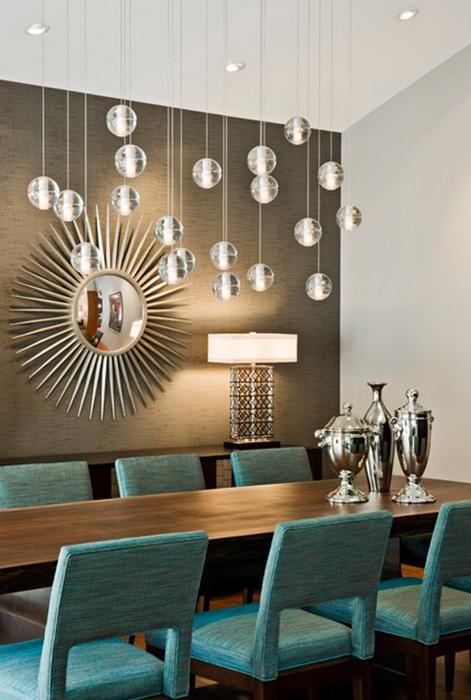 Интерьер столовой от Peterssen/Keller Architecture