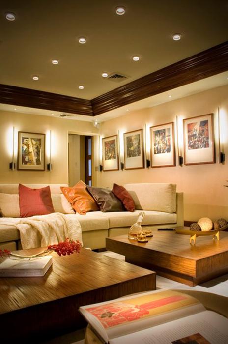 Интерьер от DKOR Interiors Inc.- Interior Designers Miami, FL