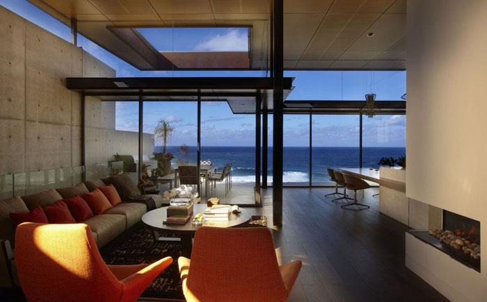 гостиная от студии Rolf Ockert Design