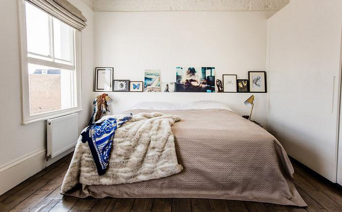 Интерьер спальни от Jino Design Ltd