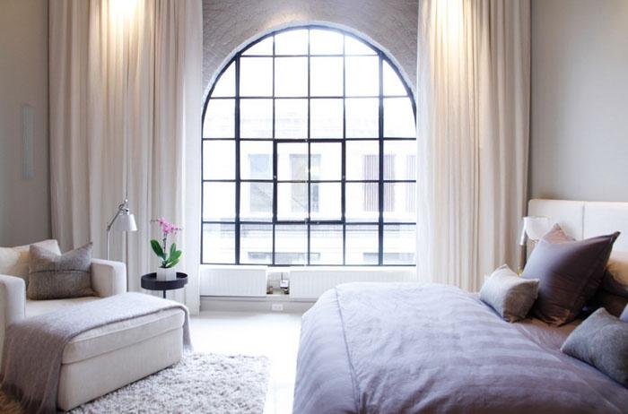 Интерьер спальни от Еsther Hershcovich