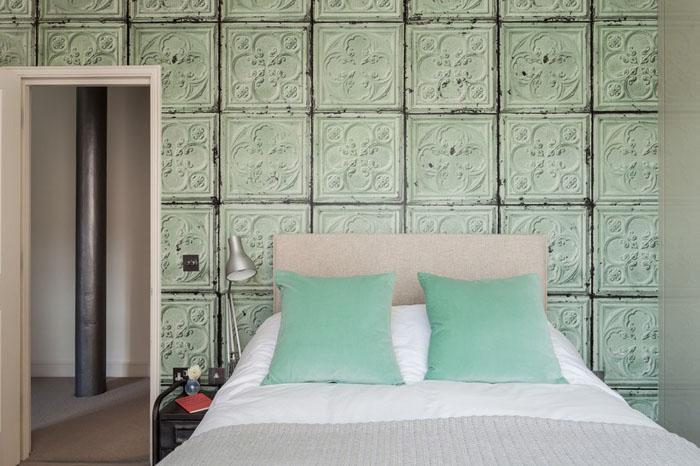 Интерьер спальни от Michelle Chaplin Interiors