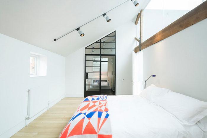 Интерьер спальни от Domus Nova
