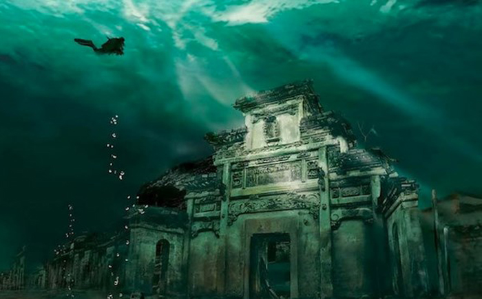 Шичэн, Китай