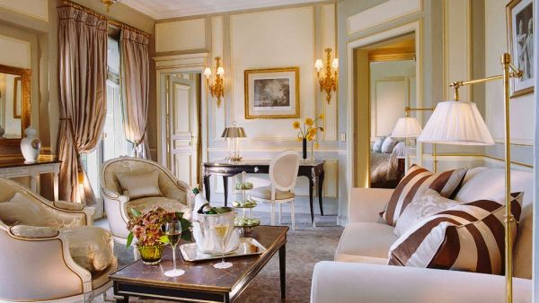 Отель Le Meurice, Париж
