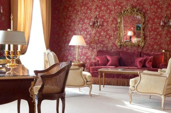 Отель Le Bristol, Париж
