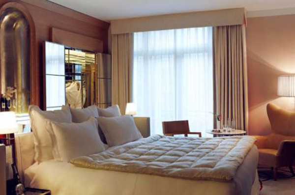 Отель Le Royal Monceau – Raffles