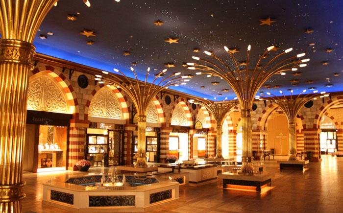 Торгово-развлекательный центр Dubai Mall