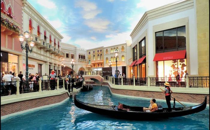 Торговый центр The Grand Shoppes