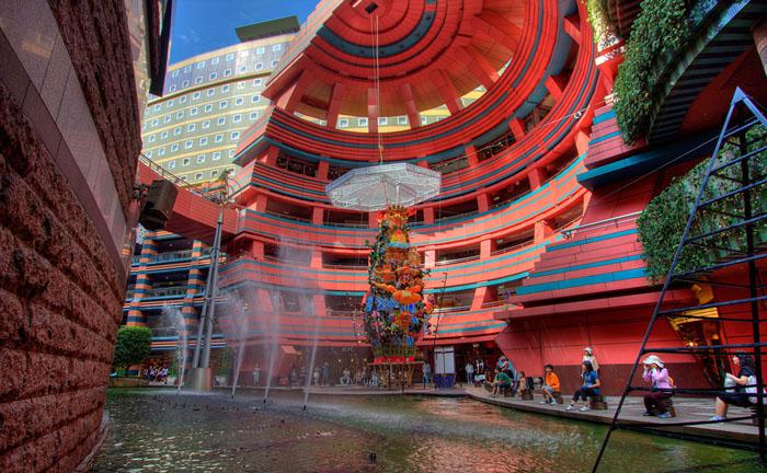 Торговый центр Canal City