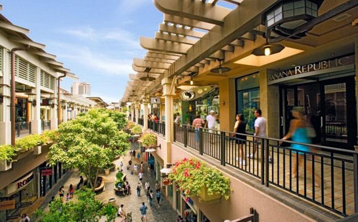 Торговый центр Ala Moana