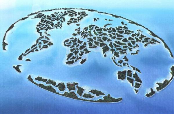 Архипелаг «Мир»  (Арабские Эмираты)