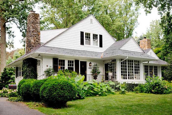 Традиционный дом в Мэриленде