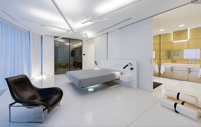 Спальня от Ивана Юримы