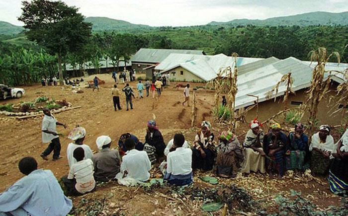 Церковь «Движение за возрождение десяти заповедей Бога», Уганда