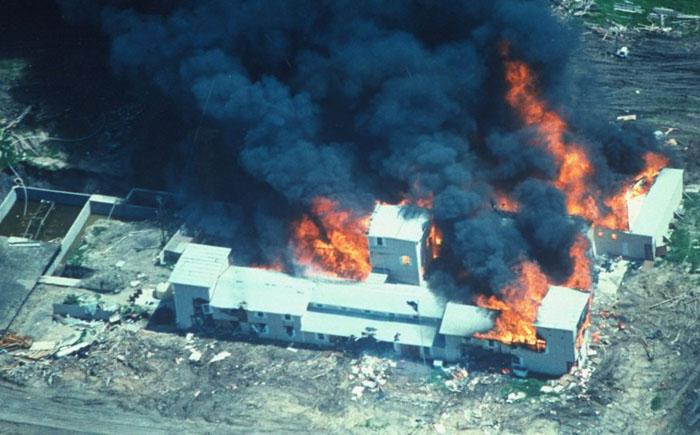 Трагедия в Уэйко, Техас