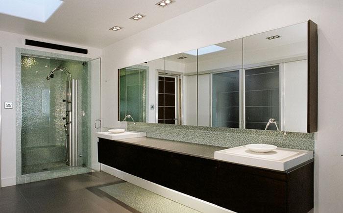 Интерьер ванной от Tatiana Takaeva
