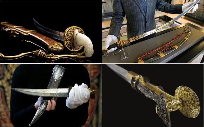 10 самых дорогих предметов средневекового оружия, когда-либо проданных на аукционе