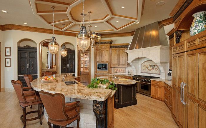 Интерьер кухни от Gary Keith Jackson Design