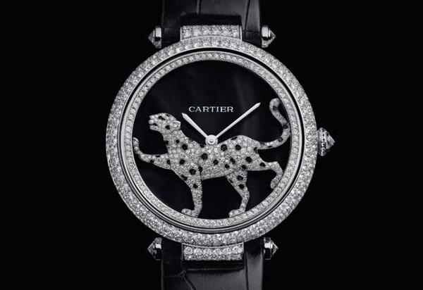 Часы Promenade d'une Panthère от Cartier