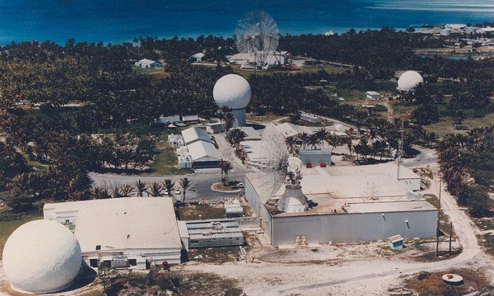 База Kwajalein Atoll