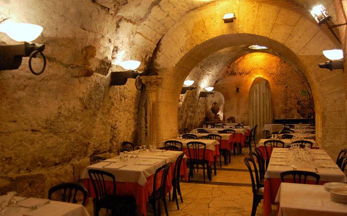 Ресторан Sarnic, Стамбул, Турция