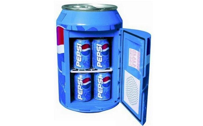 Пепси холодильник