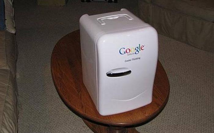 Холодильник Google
