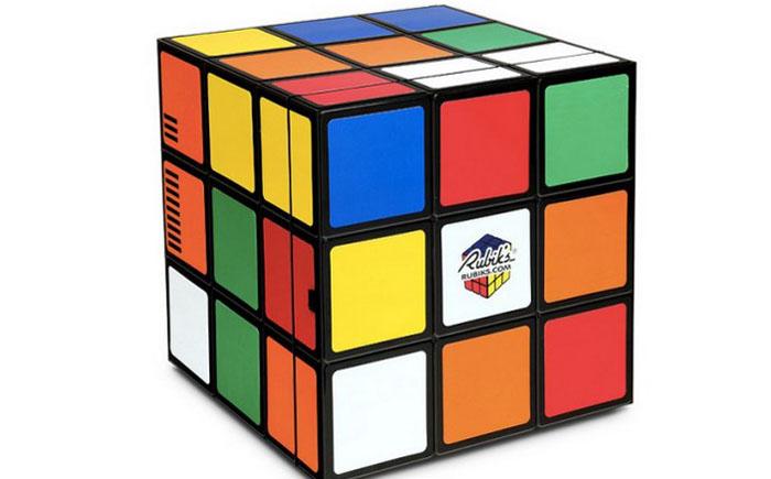 Холодильник кубик Рубика