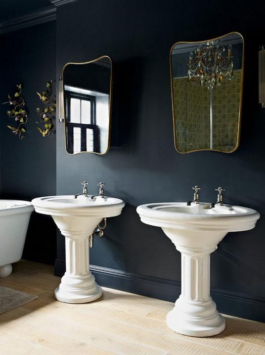 Интерьер ванной от Godrich Interiors