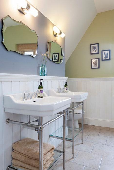 Интерьер ванной от Chris Snook