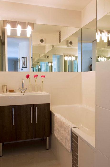 Интерьер ванной от Celia James
