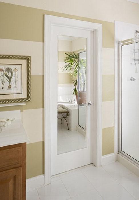 Интерьер ванной от HomeStory Easy Door Installation