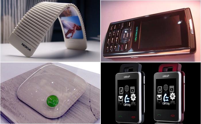 12 моделей телефонов с самым странным дизайном