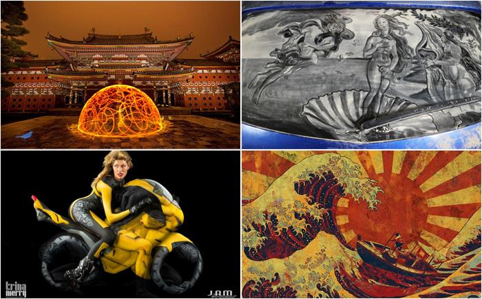 10 самых странных форм выражения современного искусства