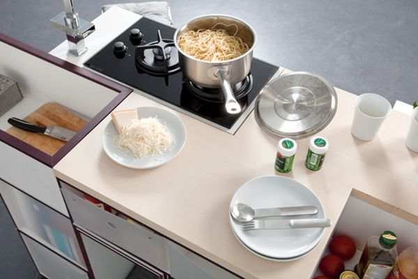 Кухня Carre