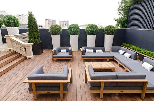 Садовый ландшафтный дизайн: ТОП-10 идей современного оформления участка