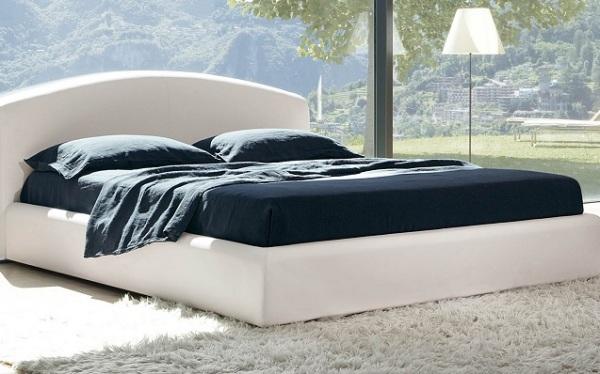 Роскошные кровати для современных спален