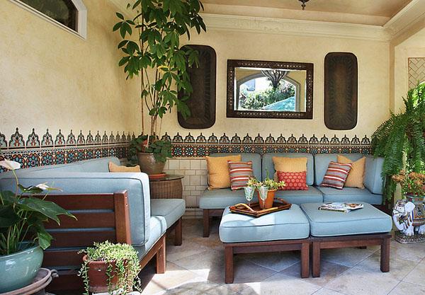 for Pinterest garden rooms