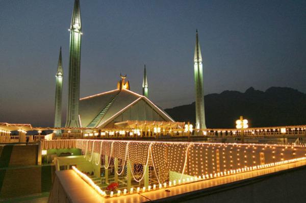 Мечеть Фейсал, Исламабад, Пакистан