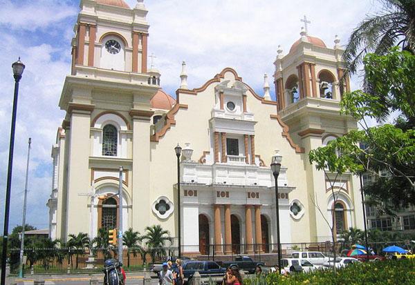 Сан-Педро-Сула. Центральный собор