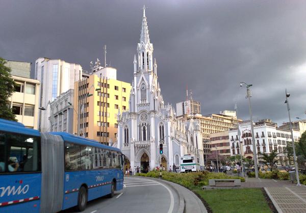 Церковь Iglesia La Ermita