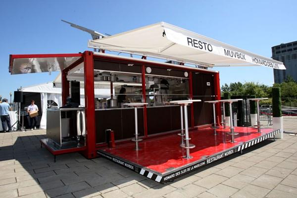 Ресторан-контейнер (Канада)