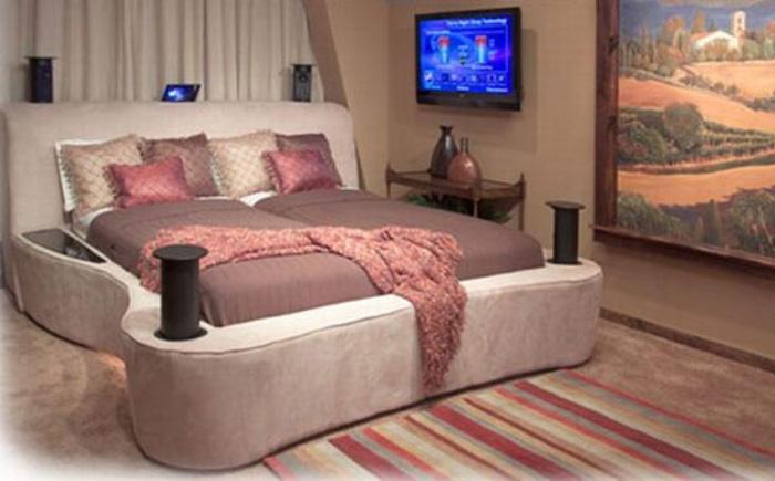 Кровать Starry Night Sleep Technology