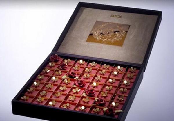 Шоколад от Swarovski – Harrods