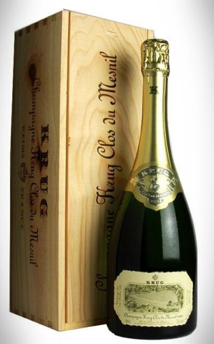 Шампанское Krug Clos Du Mesnil