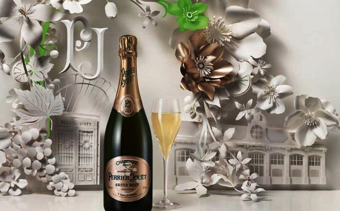 Шампанское Перрье-Жуэ