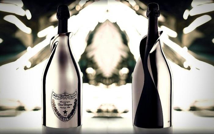 Шампанское Дом Периньон White Gold Jeroboam