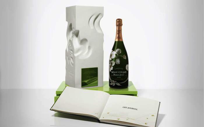 Шампанское Pernod Ricard от Перрье-Жуэ