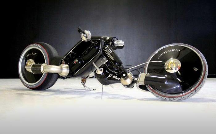 Электроцикл The Detonator